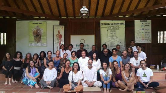 Bali Usada Meditation Team